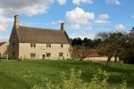 Woolsthorpe Manor in Lincolnshire, birthplace of Sir Isaac Newton - click to view the full sized version